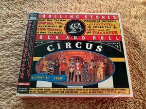 新品未開封 ザ・ローリング・ストーンズ ロックン・ロール・サーカス 直輸入盤 CD The Rolling Stones Rock And Roll Circus 送料無料