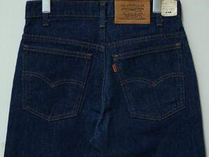 デッドストック 1984年 ビンテージ Levi's 509 デニム パンツ USA製 リーバイス オレンジタブ 40509-0215 W30 L30 ジーンズ // 505 606 501