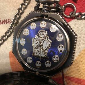 ナイトメア ビフォア クリスマス ジャック 懐中時計