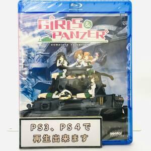 【送料無料】 新品 ガールズ&パンツァー TV版 Blu-ray 北米版ブルーレイ