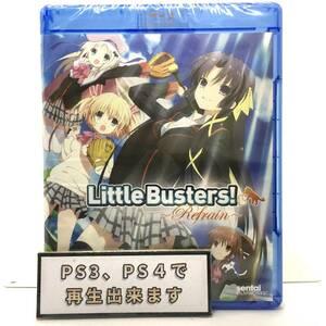 【送料無料】新品 リトルバスターズ! ~Refrain~ リフレイン Blu-ray 北米版ブルーレイ