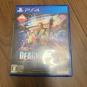 PS4 ソフト DEAD RISING 2(デッドライジング2) PS4 プレステ4