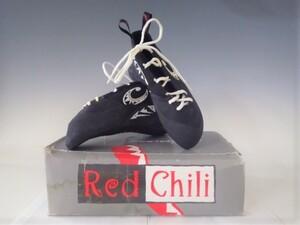 15【S.R】Red chili レッドチリ クライミングシューズ マタドールLACE UK8 EUR42 香川