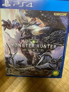 モンスターハンターワールド PS4