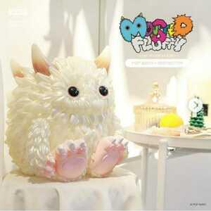 POP MART × INSTINCTOY Monster Fluffy Life with Fuzzy ソフビライト インスティンクトイ モンスター t9g Shoko nakazawa 大久保 博人