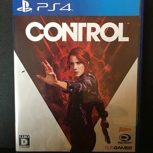 【PS4】 CONTROL コントロール(特典コード未使用)