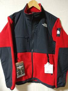 【新品送料無料】 M サイズ The North Face DENALI JACKET RED Polartec NA61631 ノースフェイス デナリ ジャケット レッド 赤