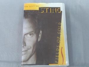 ジャンク 【カセットテープ】STING「FIELDS OF GOLD THE BEST OF STING 1984ー1994(輸入品)」※動作未確認、割れありの商品画像