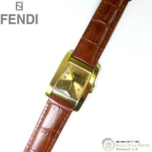 中古 【フェンディ】 FENDI CLASSICO クラシコ レディース ウォッチ クォーツ 腕時計 7000L