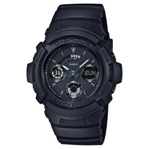 新品 即納 カシオ 時計 メンズ 腕時計 アナデジ 多機能 ブラック AW-591BB-1A