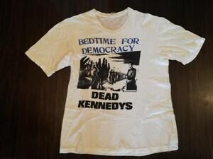 ★ビンテージ デッドケネディーズ Tシャツ S★Dead Kennedys Black Flag Bad Brains ニルバーナ Nirvana Stlth アンダーカバー Undercover