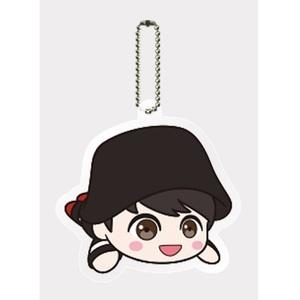 Sega Tinytan Sleeping Extra Acrylic Key Chain Mascot Jung Kook Jongk BTS EX Acrylic KCM Ackey