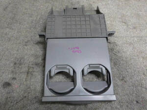 H28年 NV350 キャラバン VW6E26 カップホルダー 純正 トリムNO.W 68430-3XA0A[ZNo:02010436]