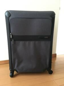 новый TUMI багажник серый 02223064HGY4