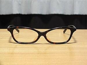 白山眼鏡 SHALLOW MONO眼鏡フレーム未使用!!!