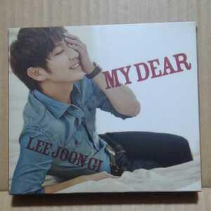 イ・ジュンギ「MY DEAR」Type-B(CD+フォトブック)