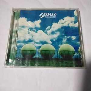 I040 CD 9BALL SOUND SEEDS 1.24hours 2.TAKE A CHANCE 3.ENDLESS TRIP   4.桜道