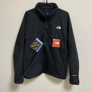【新品 XL】THE NORTH FACE GORE-TEX 中綿 ジャケット マウンテンパーカー 黒 ブラック ゴアテックス  ノースフェイス アウトドア