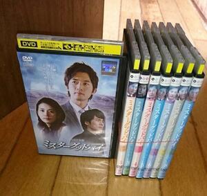 韓国 「TVドラマ・DVD8巻」 ミスターグッドバイ (全話8巻) レンタル落ちDVD