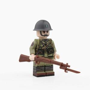 LEGO互換 日本海軍陸戦隊 10体セット