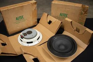 ◆ 新品未使用 ◆ ALTEC 755E ◆ アルテック 755E スピーカー ペア