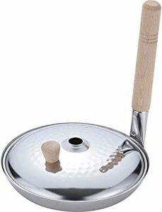 ☆★●ステンレス 16cm 和平フレイズ 日本製 親子鍋 16cm 蓋付 IHにも対応 ステンレス製 倭承(わしょう) MA-9