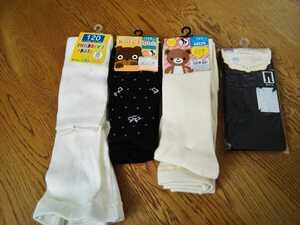 ★ New unused ★ Children's tights · spats summarized 4 points 110 120 130 140