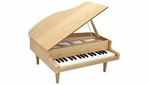 ナチュラル 本体サイズ:425×450×205 mm(脚付き・蓋閉じ状態) KAWAI グランドピアノ ナチュラル