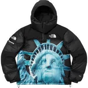 新品未開封 納品書付き SUPREME The North Face Statue of Liberty Baltoro Jacket 黒 ( M ) Black ブラック バルトロ ジャケット