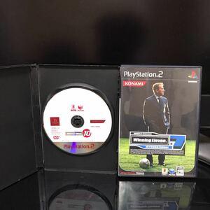 ウイニングイレブン7インターナショナル ウイイレ10 まとめ売り PS2