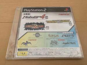 PS2体験版ソフト ナムコ&バンダイ 合同体験版集 未開封 非売品 送料込み