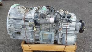 Mitsubishi Fuso Super Great manual transmission M130S7L302 R3-1-2