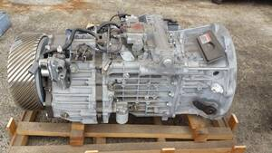 Nissan UDk on auto matic transmission R3-1-5