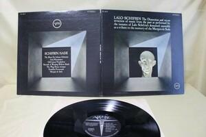 LP 米盤/ラロ・シフリン/Marquis De Sade/Verve V6-8654