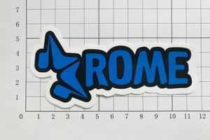 Rome Snowboards-All Ways Down-Rome SDS ローム スノーボード オール ウェイズ ダウン ロゴステッカーD
