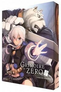【送料込】限定版 ゼロから始める魔法の書 全12話 プレミアムボックス (北米版 ブルーレイ) Grimoire Of Zero blu-ray BD