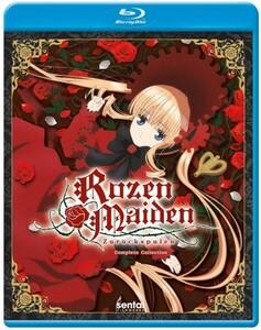 【送料込】ローゼンメイデン Zurckspulen 全13話(北米版 ブルーレイ) Rozen Maiden: Zurckspulen blu-ray BD