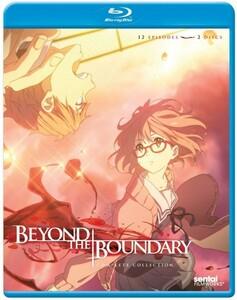 【送料込】境界の彼方 全12話 (北米版 ブルーレイ) Beyond the Boundary blu-ray BD