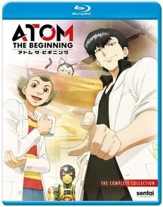 【送料込】アトム ザ・ビギニング 全12話(北米版 ブルーレイ) Atom The Beginning blu-ray BD