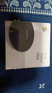 Google Home グーグルホームミニ スマートスピーカー スピーカー 新品