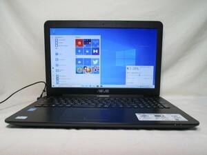 ASUS X555LA-5005BL Core i3 5005U 2.0GHz 4GB 500GB 15.6インチ DVD作成 Win10 64bit Office USB3.0 Wi-Fi HDMI [78350]