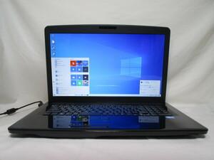 Diginnos A17 YA Core i3 3110M 2.4GHz 8GB 256GB 爆速SSD 500GB HDD 17インチ DVD作成 Win10 64bit Office USB3.0 Wi-Fi HDMI [78405]