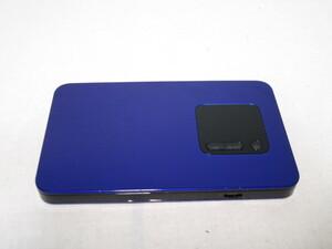 Speed Wi-Fi NEXT WX01 NEC ブルー UQ WiMAX データ通信 Wi-Fi 動作保証 [78437]