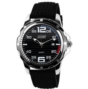Mz1990:スポーツゼリークォーツメンズカジュアルウォッチ カレンダーデイト ワークフォーラグジュアリー メンズドレス腕時計30M防水