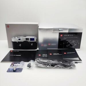 極美品★送料・税込 Leica ライカ MP 0.72 10301 カメラボディ 4548182103011 レンジファインダー フィルムカメラ