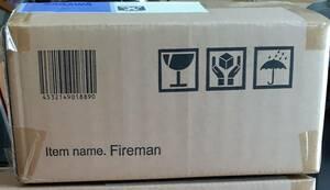 エクスプラス 東宝大怪獣シリーズ ファイヤーマン 少年リック限定商品