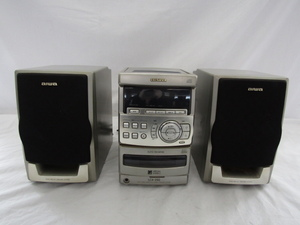 EL-02729 aiwa アイワ コンパクトディスクステレオシステム CDコンポ LCX-350