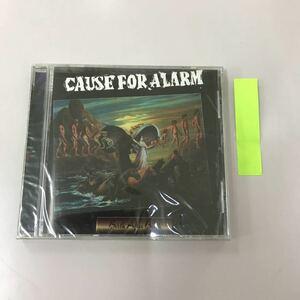 CD 輸入盤未開封【洋楽】長期保存品 CAUSE FOR ALARM