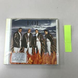 CD 輸入盤未開封【洋楽】長期保存品 THE ELEMENTS OF LIFE