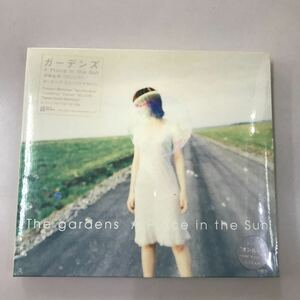 CD 新品未開封【邦楽】長期保存品 ガーデンズ A place in the sun